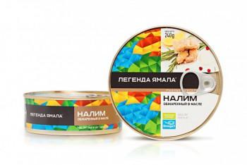 НАЛИМ ОБЖАРЕННЫЙ В МАСЛЕ - Yamal Product
