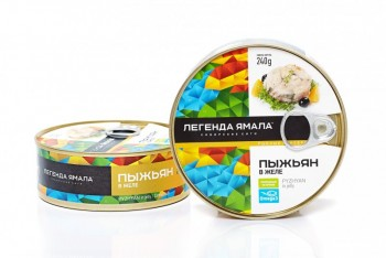 ПЫЖЬЯН В ЖЕЛЕ НАТУРАЛЬНЫЙ - Yamal Product