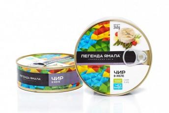 ЧИР В ЖЕЛЕ НАТУРАЛЬНЫЙ - Yamal Product