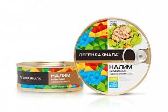 НАЛИМ НАТУРАЛЬНЫЙ С ДОБАВЛЕНИЕМ МАСЛА - Yamal Product