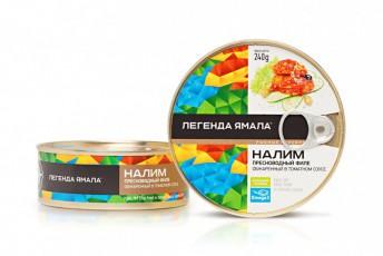 НАЛИМ ФИЛЕ ОБЖАРЕННЫЙ В ТОМАТНОМ СОУСЕ - Yamal Product