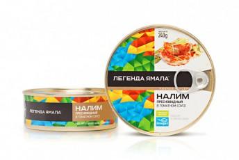 НАЛИМ НАТУРАЛЬНЫЙ В ТОМАТНОМ СОУСЕ - Yamal Product