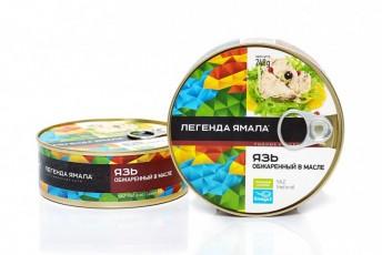 ЯЗЬ ОБЖАРЕННЫЙ В МАСЛЕ - Yamal Product