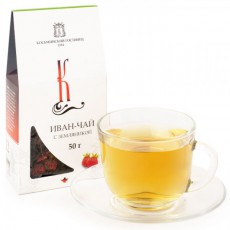 Иван-чай с земляникой - Yamal Product