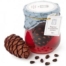 Варенье из кедровых шишек - Yamal Product