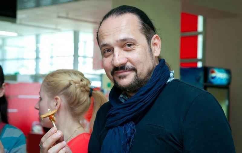 Алексей Ванченко- телеведущий.